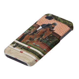 Horse Jump Iphone 4 Case