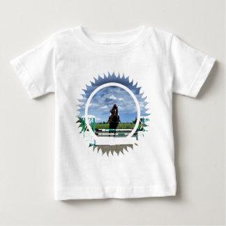 Horse Jumper Baby T-Shirt