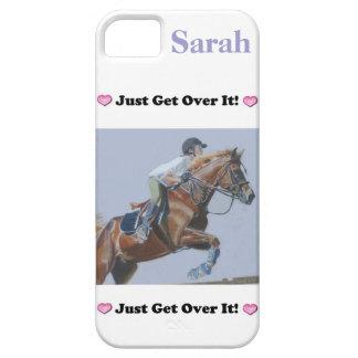 Horse Jumper Samsung Galaxy S Case