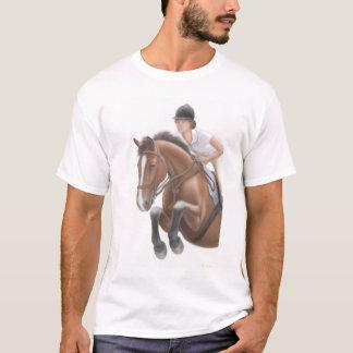 Horse Jumper T-Shirt