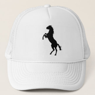 Horse Jumper Trucker Hat