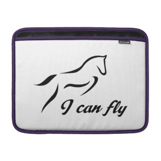 horse jumping sleeves for MacBook air