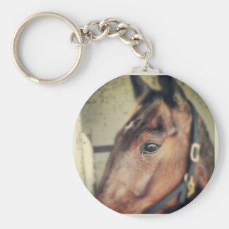 Horse Keychain