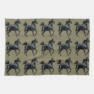 Horse Kitchen Towel