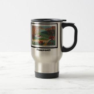 Horse Landscape Coffee Mug