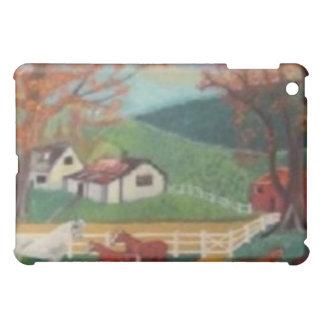 Horse Landscape Cover For The iPad Mini