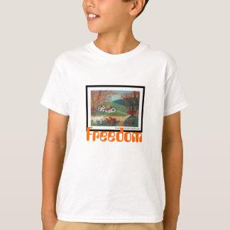 Horse Landscapes T-Shirt