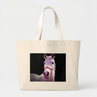 Horse Large Tote Bag