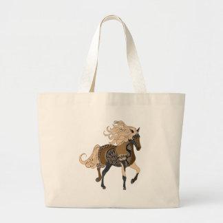 Horse Large Tote Bag