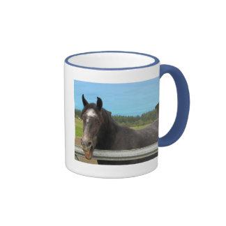 Horse Laughing Mug