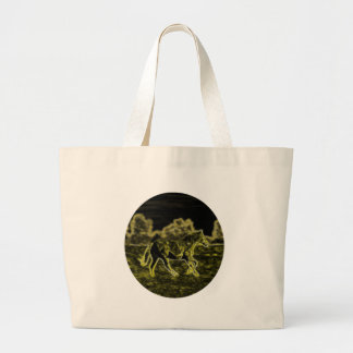 Horse (Light Horse) Canvas Bags