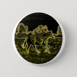 Horse (Light Horse) Button