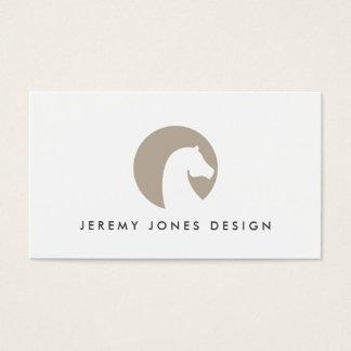 HORSE LOGO No. 2 Business Card