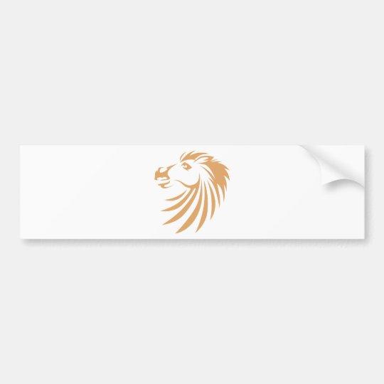 Horse Logos | Cool Custom Horse Logos Bumper Sticker