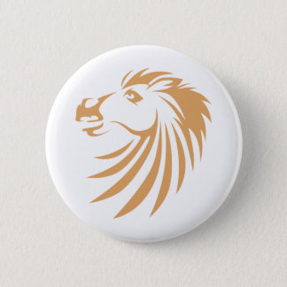 Horse Logos | Cool Custom Horse Logos Pinback Button
