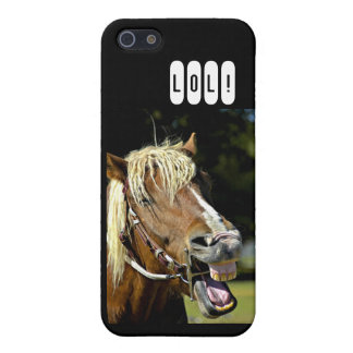 Horse LOL 4G iPhone Case Cases For iPhone 5