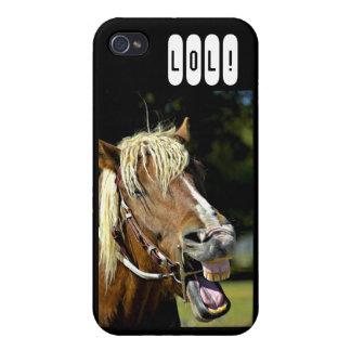 Horse LOL 4G iPhone Case