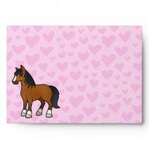 Horse Love Envelope