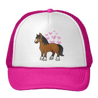 Horse Love Trucker Hat