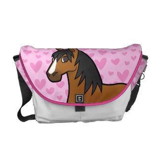 Horse Love Commuter Bag