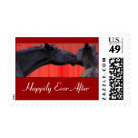Horse Love Postage Stamps
