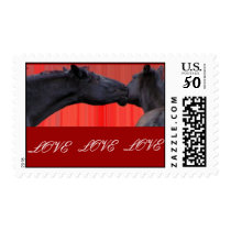 Horse Love USPS Postage