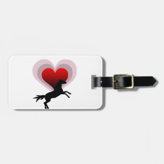 Horse Lover Bag Tags