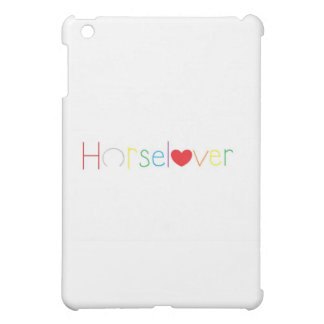 Horse Lover by SD iPad Mini Cases