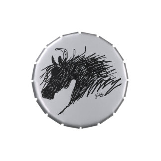 Horse Lover Candy Tins