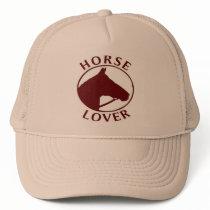 HORSE LOVER CAP