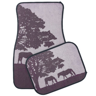 Quarter Horse Car Floor Mats Zazzle