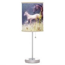 Horse Lover Desk Lamp