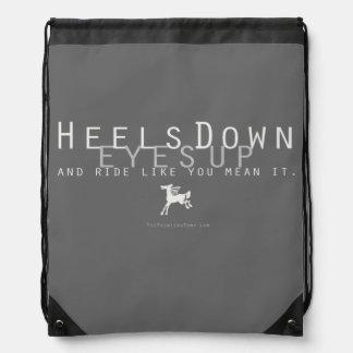 Horse Lover Drawstring Bag