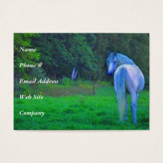 Horse-lover Equine design Business Card