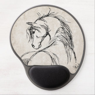 Horse Lover Gel Mouse Pad