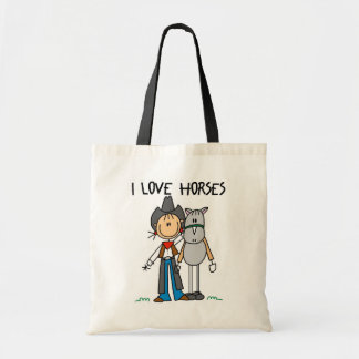 Horse Lover Gift Tote Bags