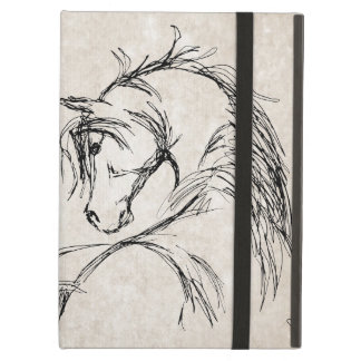 Horse Lover iPad Air Cover