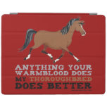 Horse Lover iPad Cover