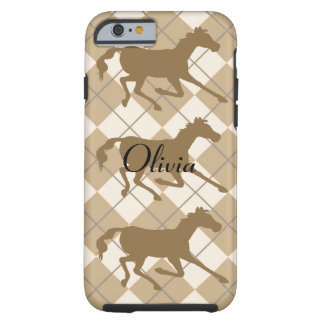 horse lover iPhone 6 case