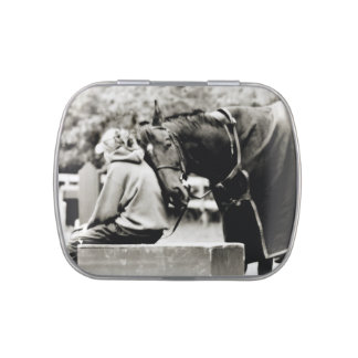 Horse Lover Jelly Belly Tins