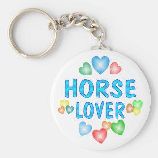 HORSE LOVER KEYCHAIN