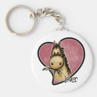 Horse Lover Keychain