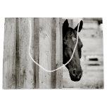 Horse Lover Large Gift Bag