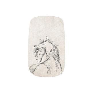 Horse Lover Minx® Nail Wraps