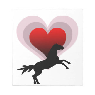 Horse Lover Memo Notepads