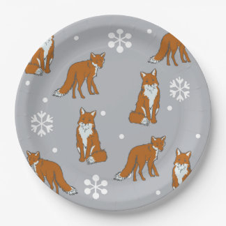 Horse Lover Paper Plate