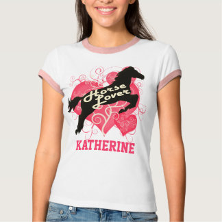 Horse Lover Personalized Katherine T-shirt