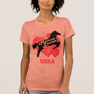 Horse Lover Personalized Sheila Customized Shirt