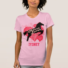 Horse Lover Personalized Sydney Customized Shirt