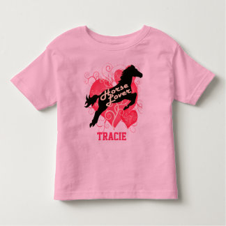 Horse Lover Personalized Tracie Customized Shirt